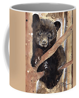 Fuzzy Wuzzy Coffee Mug