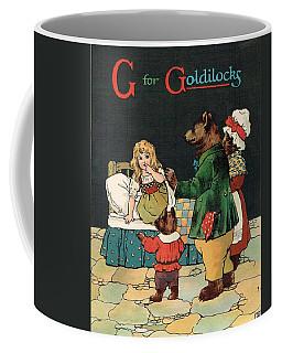 G For Goldilocks Coffee Mug