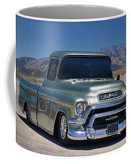 Coffee Mug featuring the photograph G M C Pickup by Bill Dutting