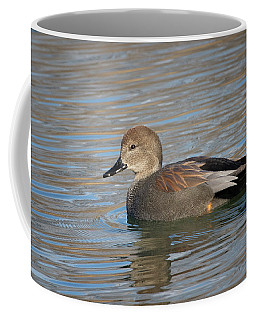 Gadwall Coffee Mug by Gary Hall