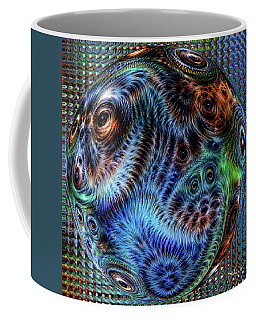 Gaia Dreaming Coffee Mug