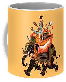 Gajavahana Coffee Mug