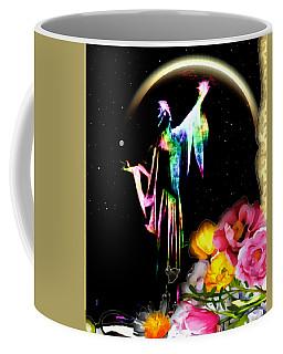 Galadriel Of The Flowers Coffee Mug