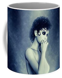 Galatea In Blue Coffee Mug