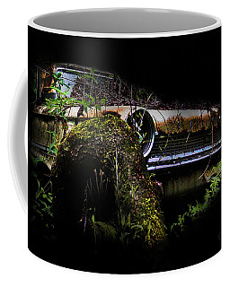 Coffee Mug featuring the photograph Galaxie Tree Bromance by Glenda Wright