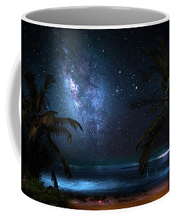 Galaxy Beach Coffee Mug