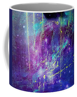 Galaxy In Motion Coffee Mug