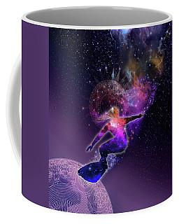 Galaxy Surfer 5 Coffee Mug