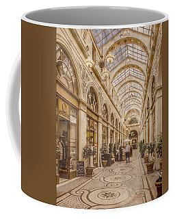 Paris, France - Galerie Vivienne Coffee Mug