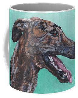 Galgo Espanol Spanish Greyhound Coffee Mug