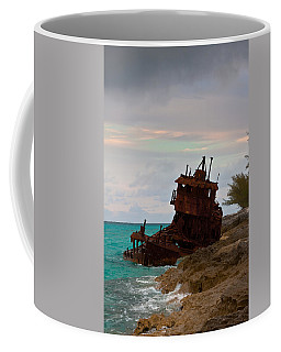 Gallant Lady Aground Coffee Mug
