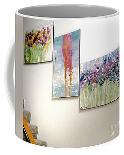 Gallery Stairs Coffee Mug by Lisa Kaiser