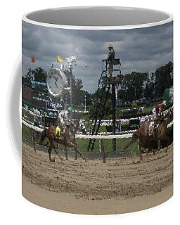 Galloping Out Painting Coffee Mug