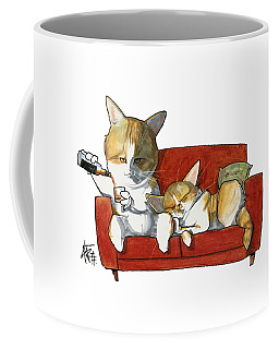 Galmiche 3258 Coffee Mug