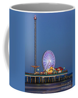 Galveston Pier  Coffee Mug