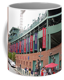 Coffee Mug featuring the photograph Game Day by Barbara McDevitt
