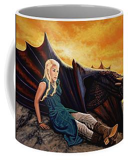 Game Of Thrones Painting Coffee Mug