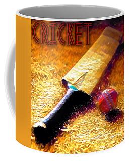 Game On Coffee Mug by Maria Watt