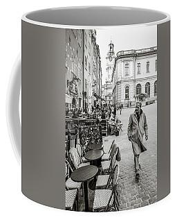 Gamla Stan Coffee Mug by Marius Sipa