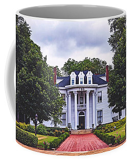 Gamma Phi Beta Sorority House - University Of Georgia Coffee Mug