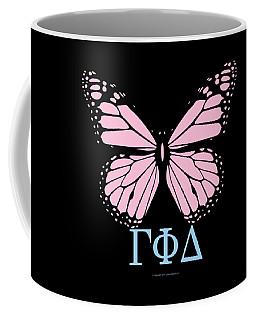 Gamma Phi Delta Classy Butterfly  Coffee Mug