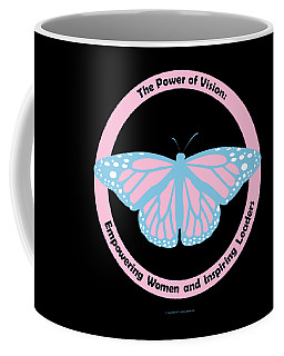 Gamma Phi Delta, The Power Of Vision Coffee Mug