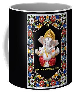 Ganesha Frame Coffee Mug