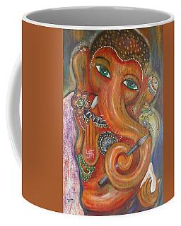 Ganesha My Muse Coffee Mug