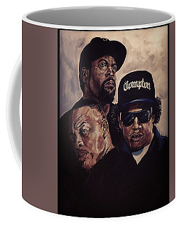Gangsta Trinity Coffee Mug