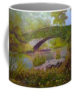 Gapstow Bridge Central Park Coffee Mug