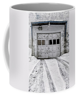 Garage Door Coffee Mug