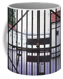 Garages And Gate Coffee Mug
