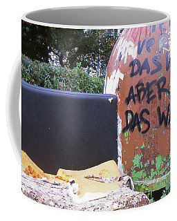 Garbage Message Coffee Mug