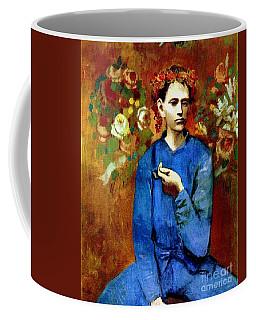 Garcon A La Pipe Coffee Mug