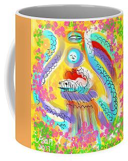 Garden Angel  Coffee Mug by Jason Nicholas