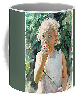Garden Apple Coffee Mug