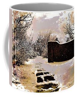 Garden Art Print  Coffee Mug