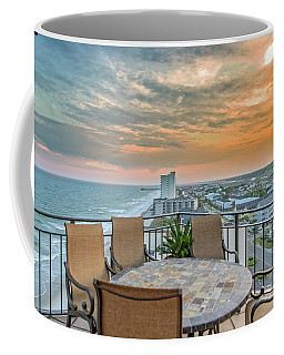Garden City Beach View Coffee Mug