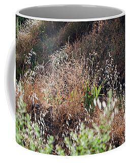 Garden Contre Jour Coffee Mug