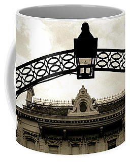 Garden District Lantern Arch Coffee Mug