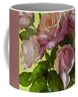 Garden Elegance Detail Image Coffee Mug