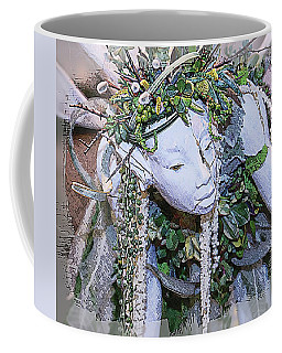 Garden Fairy Coffee Mug
