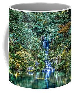Garden Falls Coffee Mug