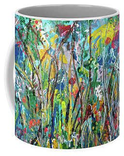 Garden Flourish Coffee Mug