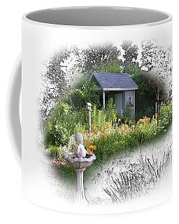 Garden House Coffee Mug