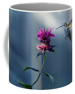Coffee Mug featuring the photograph Garden Jewelry by Everet Regal