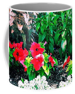 Garden Landscape 2 Version 1 Coffee Mug