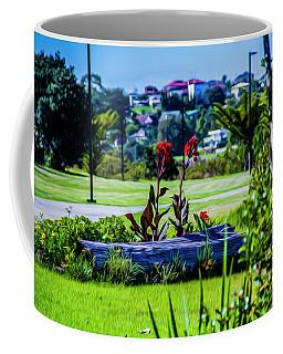 Garden Log Coffee Mug