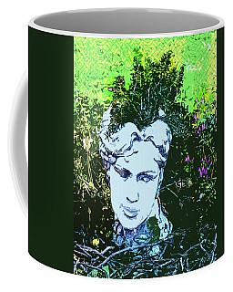Garden Nymph Head Planter Coffee Mug