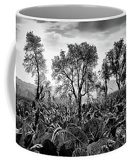 Garden Of Leaves Coffee Mug